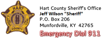 Hart County Sheriff's Office